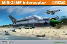 Eduard 70141 1/72 Mig-21mf Interceptor Plastic Model Kit