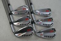 PXG 0311 5-W Iron Set Right SteelFiber i95 Regular Flex Graphite # 116127