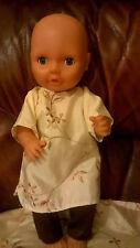 Multicultural vêtements ethniques et Dressing up COSTUMES pour poupées toutes tailles