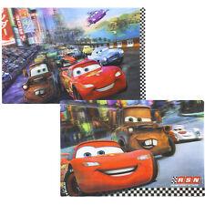 ♥2 X DISNEY CARS  PLATZDECKCHEN♥PLATZSET IN 3 D♥NEU♥