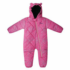 DARE 2B BREAK THE ICE PADDED INSULATED KIDS SNOW SUIT PINK or BLACK/WHITE DKP341