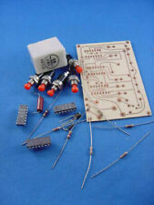 """New listing Lot Of 15 """"Old School"""" Project Kit-Lock Ic 4011, (2) Ic 4013, Relay 12Vdc, more"""