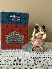 """Jim Shore - Disney Traditions - Minnie Mouse - """"Demure And Sweet�"""