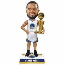 Javale McGee Golden State Warriors 2018 NBA Champions Bobblehead NBA