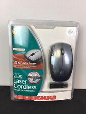 V400 Laser Cordless Mouse U2;S11