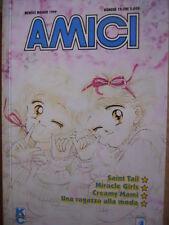 AMICI - Manga Star Comics n°19 1999 [G.237]