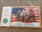 Vintage~ Spirit of Seventy-Six~ Postcard Book~ PA American Legion 1776-1976