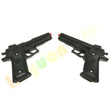 2 Piece Double Eagle P239B Airsoft Hand Gun Spring Pistol 6mm BB's
