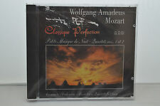 Wolfgang Amaadeus Mozart   Classique Perfection   CD New Sealed  (B31)