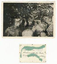 Belle forêt Berlin soldats uniforme Brandebourg