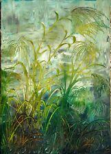 quadro a olio dipinto a mano su tela 50x70 arte moderna contemporanea paesaggi