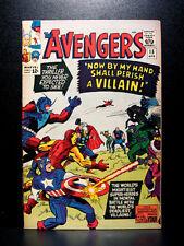 COMICS: Marvel: Avengers #15 (1965), death of Baron Zemo - RARE