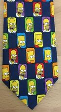 The Simpsons Men's Polyester Ties, Bow Ties & Cravats