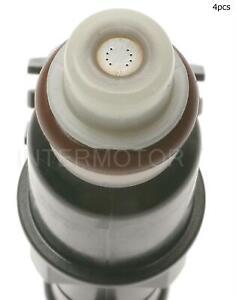 For Honda Odyssey  Ridgeline  Pilot  Acura ILX  TL Set of 4 Fuel Injector FJ485