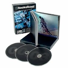 """""""THE BOOK OF COOL VOLUME ONE"""" INCLUDES 3 DVDS AND A 320 PAGE BOOK (NEW SEALED)"""