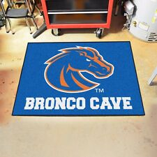 "Boise State Broncos Man Cave 34"" x 43"" All Star Area Rug Floor Mat"