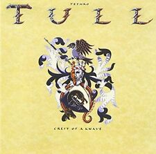Jethro Tull - Crest Of A Knave [CD]