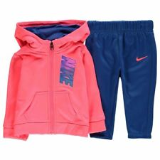 Survêtement avec polaire bébé Therma Full Nike Fille 18-24 mois 80-85 cm