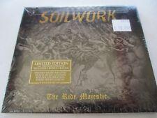 SOILWORK - The Ride Majestic CD Ltd. Digipak 2015 Nuclear Blast