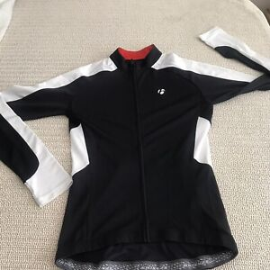 Bontrager Women's Cycling Jersey Long Sleeve Size Small
