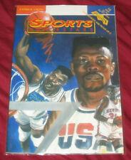 Patrick Ewing Sports Superstars Comic Book Basketball