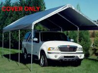 King Canopy Drawstring Cover 10' x 20' Auto Wedding Sporting Party 12mm thick