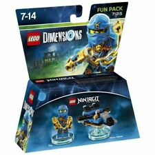 LEGO 71215 Dimensions FUN PACK - JAY / STORM FIGHTER - NINJAGO NINJA GO ++ NEUF