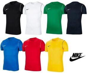 Nike Boys T Shirt Junior Kids Dri Fit Crew Sports Gym Football Top Tee Park