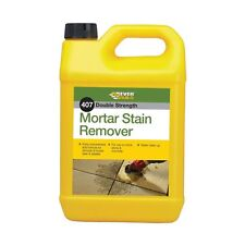 EVERBUILD 407 MORTAR STAIN REMOVER 25L CONCENTRATED FAST ACTING ACID BASED 25LTR