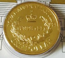Australian 2016 Uncirculated $1 Coin One Dollar First Mints Mint Mark S  (Lose)
