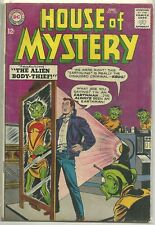 House of Mystery #135 DC (1963) Silver Age Comic Book FN+/VF-