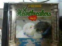 50 Heartbreakers Vol. 3 Tonny James & the Shondells, Kenny Rogers, Byrd.. [2 CD]