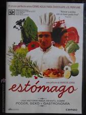 DVD ESTÓMAGO - MARCOS JORGE - UNA HISTORIA NADA INFANTIL SOBRE PODER, SEXO Y GAS