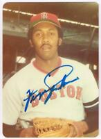 Original Autograph PSA/DNA of Fergie Jenkins HOF of the Red Sox on a 3.5x5 Photo