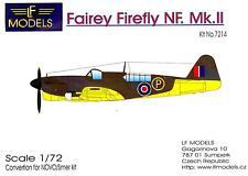 LF Models 1/72 FAIREY FIREFLY NF. Mk. II Conversion Kit