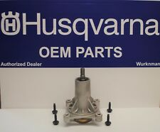 Husqvarna OEM 587819701  / 587253301 / 532192870 Mower Deck Mandrel Assembly