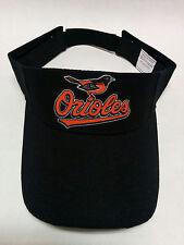 Baltimore Orioles Logo, Heat Applied on a Black visor cap hat! Adjustable!!!