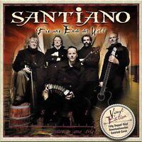 SANTIANO - BIS ANS ENDE DER WELT (GATEFOLD, 180G. VINYL) 2 VINYL LP NEW!