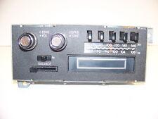 1973 1974 1975 1976 1977 78 DODGE CHRYSLER PLYMOUTH AM FM 8 TRACK #3501458 OEM