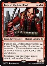 MTG x4 Fumiko the Lowblood Commander Anthology 2 Rare Red NM/M