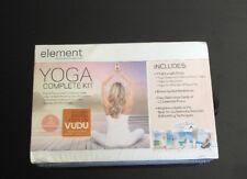 Element: Complete Yoga Kit (DVD, 2013, 3-Disc Set)