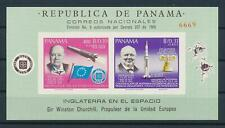 [103613] Panama 1966 Churchill space weltraum NATO Souvenir Sheet MNH