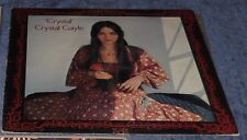 1976 CRYSTAL GAYLE, CRYSTAL LP, VGC, EMI RECORDS, Australian ed. ROCK COUNTRY