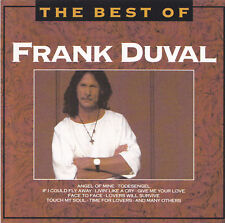 FRANK DUVAL - CD - THE BEST OF FRANK DUVAL