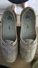 Womens Cloudsteppers by Clarks Sand Sillian Flat Shoes 10M
