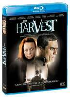 New: THE HARVEST Blu-ray