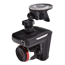 3 in 1 Car DVR Radar Dash Cam Video Speed Detector/GPS Camera Record G-Sensor