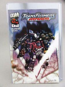 Transformers Armada - Issue #13 - DW Dreamwave Comics Book VF