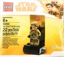 LEGO Star Wars Han Solo Mudtrooper 40300 Sac en Plastique Neuf Emballé