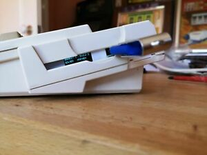 Amiga 1200 Gotek USB Disk Drive, OLED Display & FlashFloppy - with 16GB drive